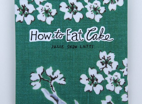 How to Eat Cake – Accordion Book