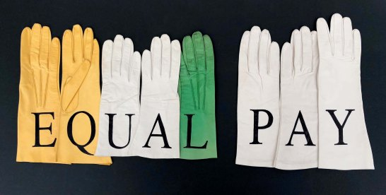 Equal Pay-Gloves Off-JulieShawLutts web