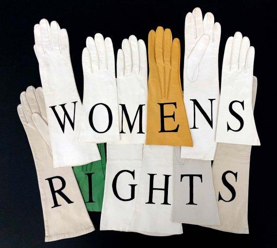 Women's Right 2- Gloves Off- JulieShawLutts web